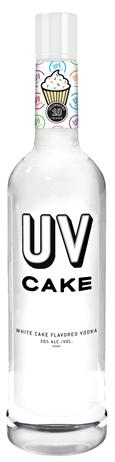 Uv Vodka Cake